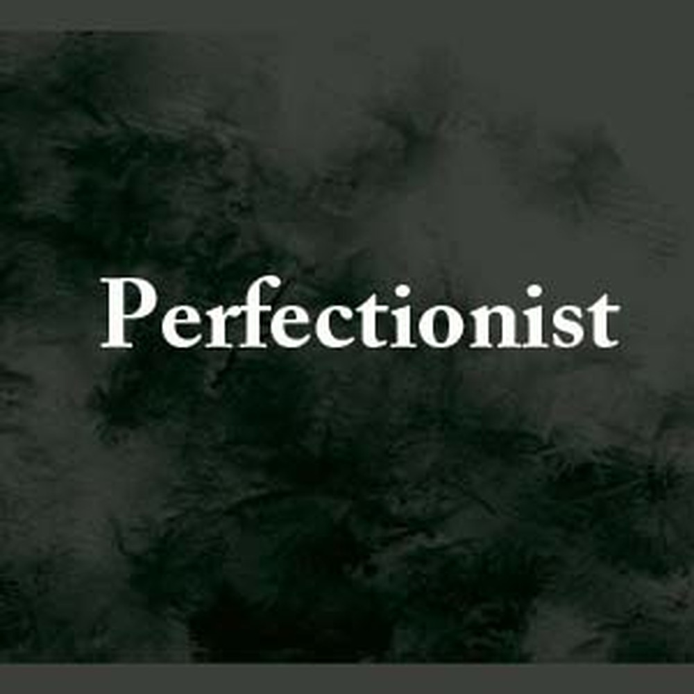 2016 Perfectionist Image